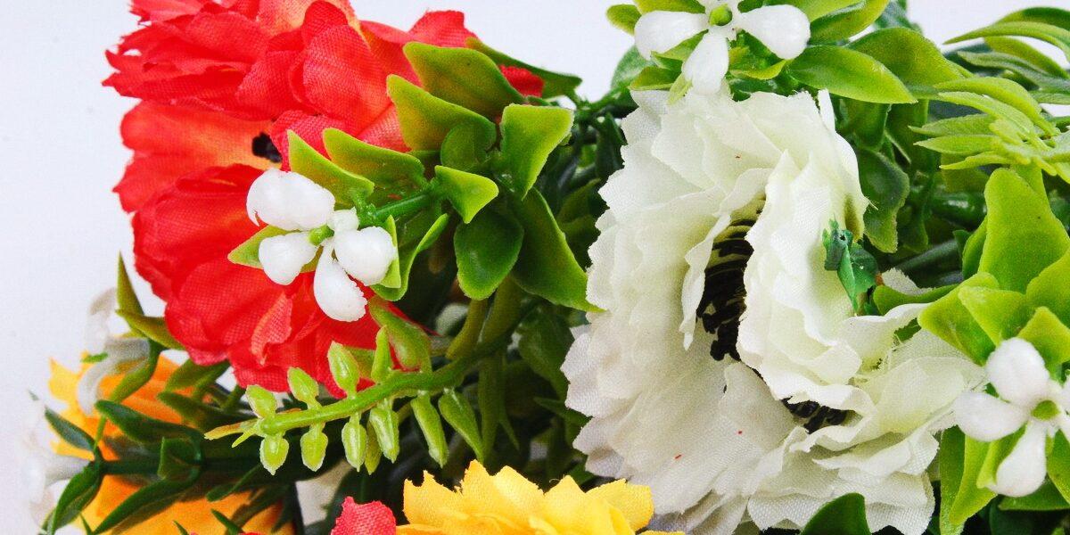 Искусственные цветы и искусственные растения для декорирования интерьеров и экстерьеров